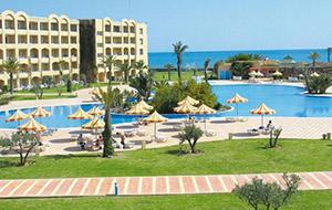 Rodinná dovolená v Tunisku - Nour Palace