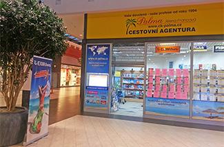 Cestovní agentura Palma OC Olympia Olomouc
