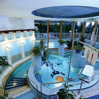 HEVÍZ - hotel DANUBIUS HEALTH SPA RESORT AQUA****