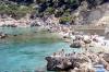 Řecko - ostrov Rhodos - Anthony Quinn bay