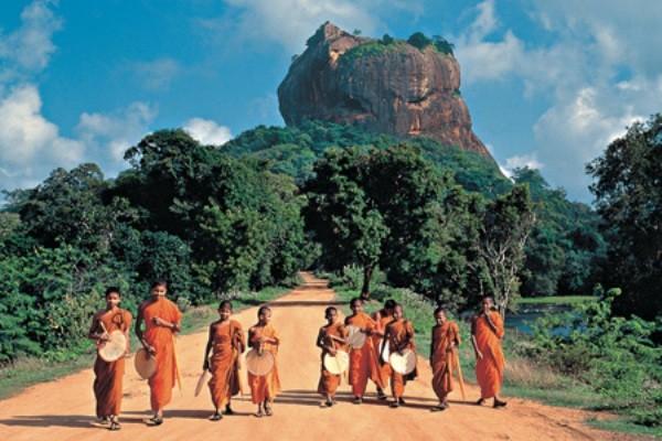 Srí Lanka Srí Lanka + Maledivy