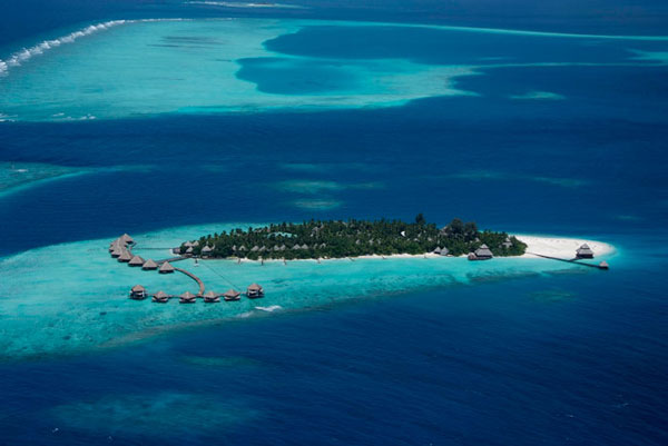Maledivy South Male Atoll