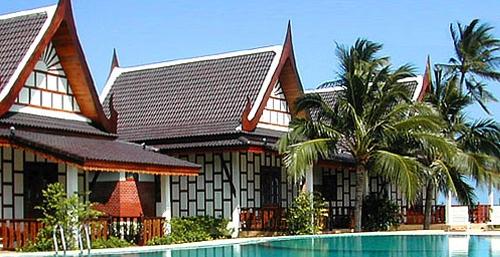 Thajsko Koh Samui
