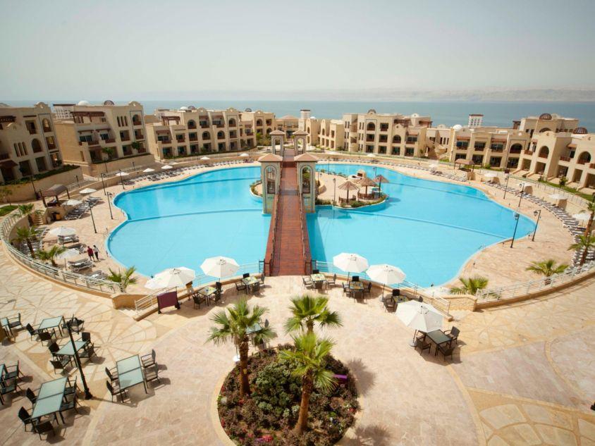 Jordánsko Dead Sea