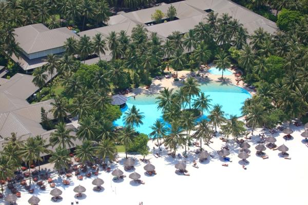 Maledivy Jižní Sri Atoll