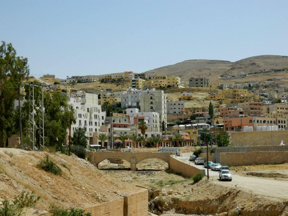 Jordánsko Ammán, Jerash, Madab