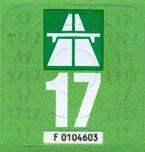 Prodej dálničních známek