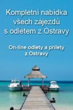 Odlety z Ostravy