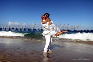 svatba a svatební cesta na Bali