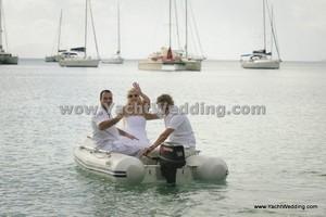 Svatba a svatební cesta v Karibiku - Pavlína & Tomáš