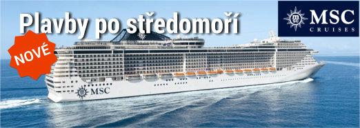 Plavby po středomoří