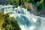 Nejmohutnější vodopády Evropy, Bregenz a Lindau
