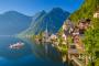 Výlet k jezerům Solné komory v Rakousku