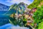 Výlet do Rakouska, solné doly v Hallstattu a Gosau