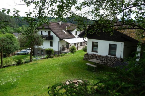 Hotely Šumava